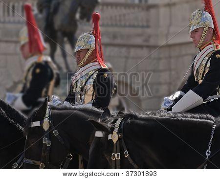 Guard of Buckingham Palace