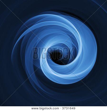 Blue Whirlpool Rays