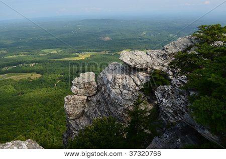 Craggy Peak
