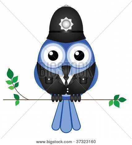 Branch policeman