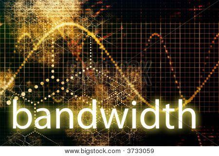 Bandbreite