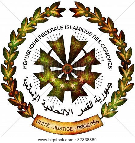 Comores Coat Of Arms