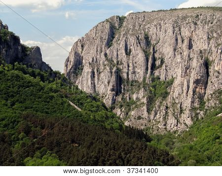 Turda canyon 2