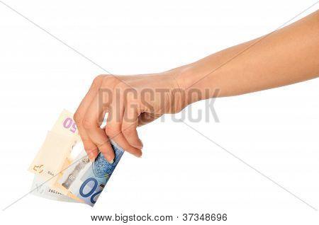 dirty euro money