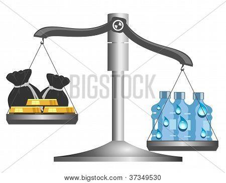 Drinking Water Is Still Scarce
