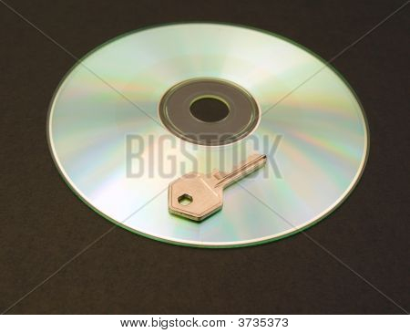 Cd Rom And Key