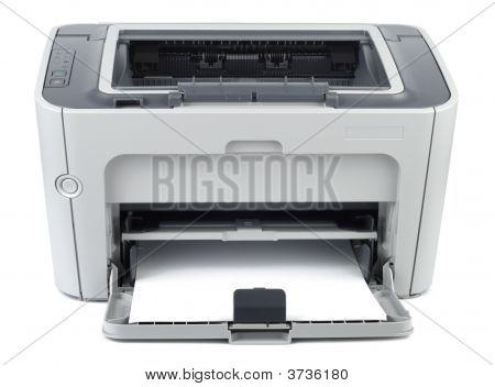 Impresora de oficina moderna