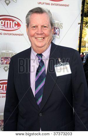 LOS ANGELES - SEP 29:  Jeb Rosebrook arrives at the 40th Anniversary of