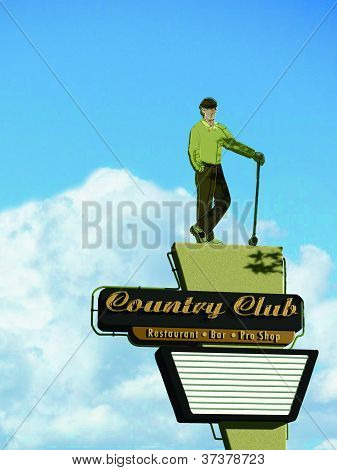 Country Club Male