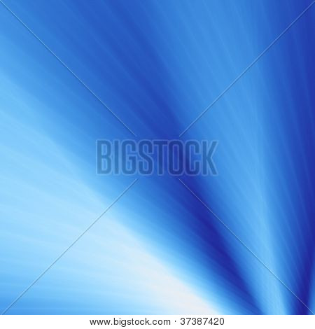 Wave background blue abstract pattern