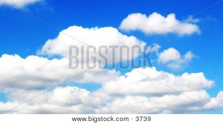 Fluffy Clouds 03
