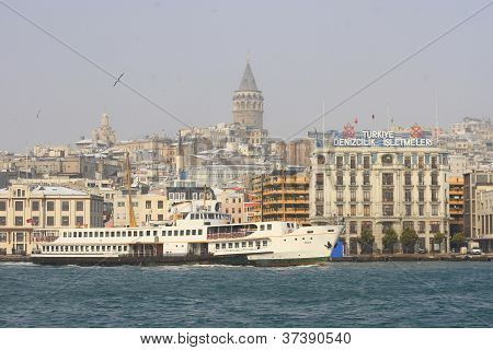 Karakoy Ferry Port