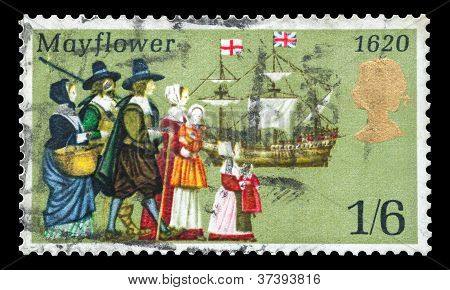 Pilgrims and The Mayflower