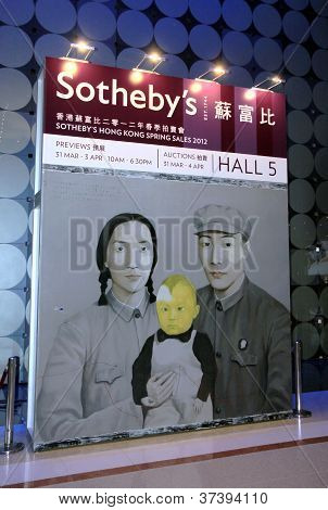 Sotheby's Billboard