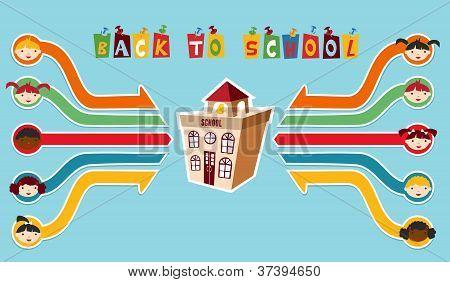 Back To School Children Network