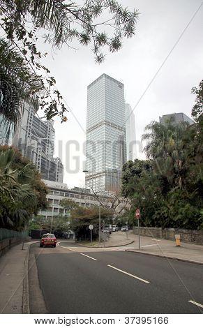 Hong Kong Modern Buildings