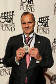 NEW YORK-SEPT. 24: Former New York Yankees manager Joe Torre attends the 27th Great Sports Legends D
