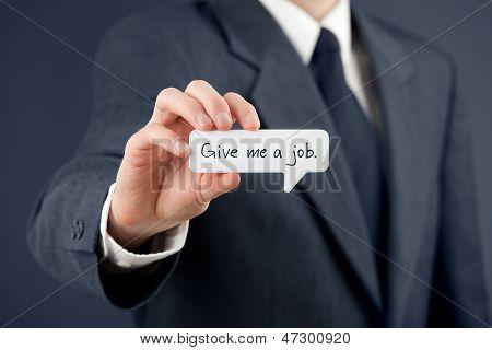 Dá-Me um emprego