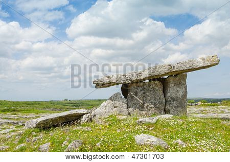 Poulnabrone Dolmen, Republic of Ireland