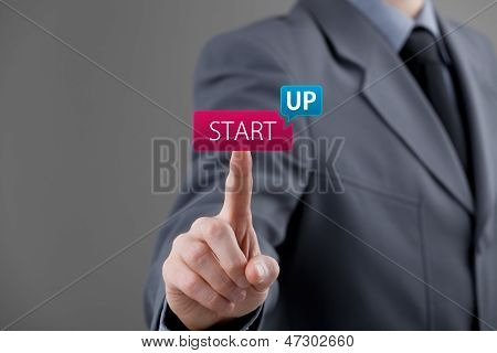 Start-Business-Konzept