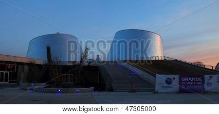 Planetarium Montreal 31 Mars 2013