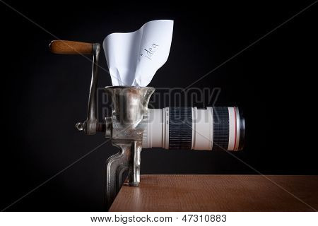 Photographer's Creativity