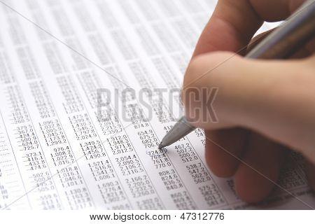 Folha (tabela)