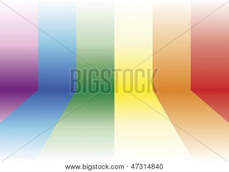 Gay Flag Background