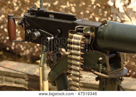 Vickers Machine Gun