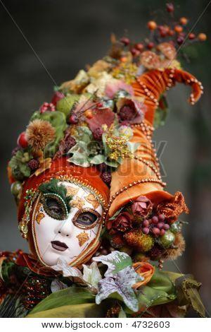 Horn Of Plenty Mask