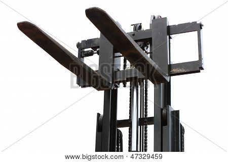 Forklift Stacker Loader