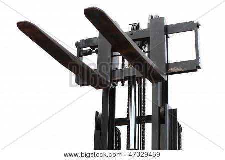 Carretilla elevadora apiladora Loader