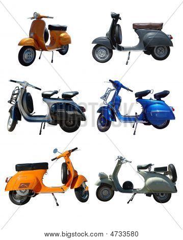 Vintage Scooters