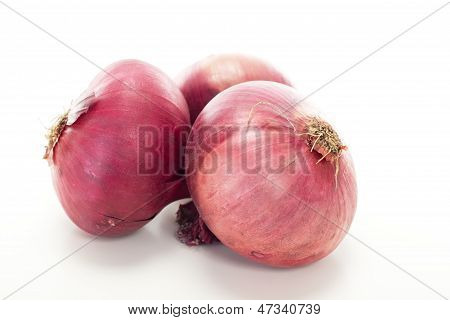 Do You Like Some Red Onions For Your Salad?