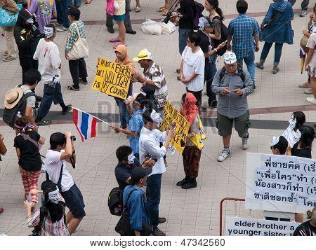 V For Thailand