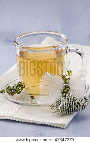 Thyme Herbal Tea