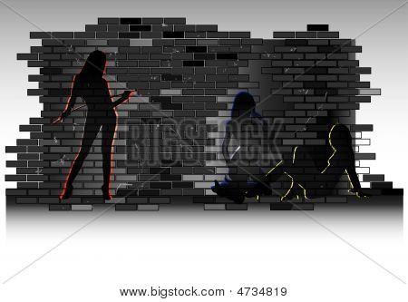 Sexy Wall