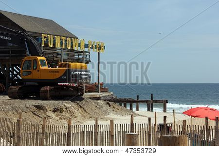Funtown Pier, Seaside Heights, Nj