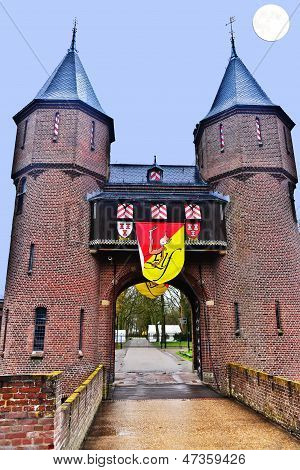 Gate of Castle de Haar
