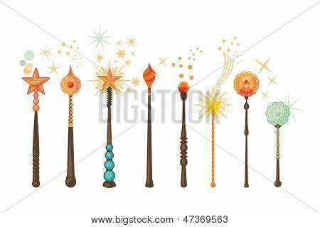 Magic Wands Set