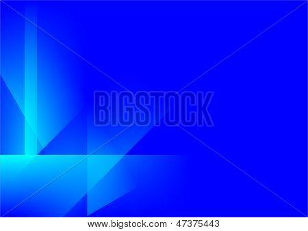 blue modern bakcground
