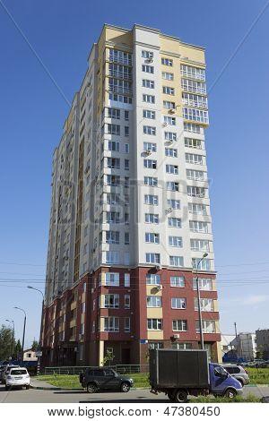 Multi-storey, Residential New