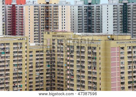 Public housing building