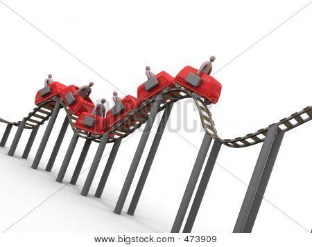 3d Rollercoaster #3