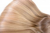 pic of hair streaks  - Hair and haircare - JPG
