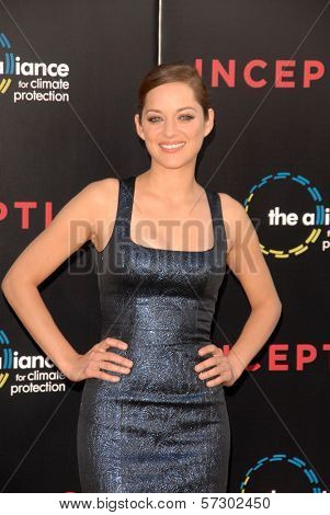 Marion Cotillard  at the