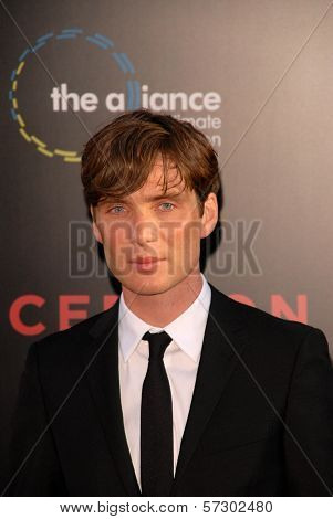 Cillian Murphy at the