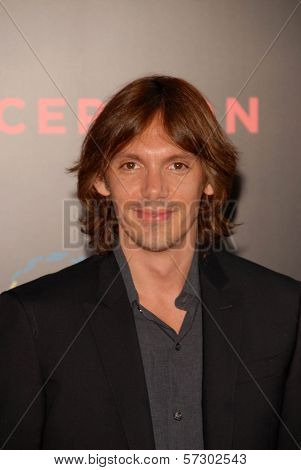 Lukas Haas at the