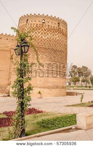 Arg Of Karim Khan Monument