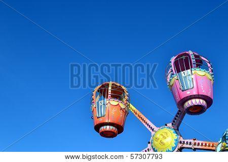 Childrens fairground ride